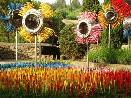Girona-flores